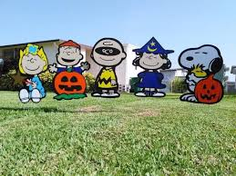 peanuts decorations ideas for haloween