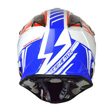 blue motocross helmet just1 j32 rave red blue motocross helmet