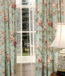 Retro Floral Curtains Class Vintage Floral Curtains Best 25 Ideas On Pinterest