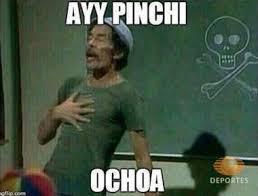 Ochoa Memes - los memes destrozan a memo ochoa por descenso con el granada en