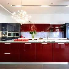 Varnish Kitchen Cabinets Kitchen Cabinet Mdf With Formica Laminated And Baking Varnish