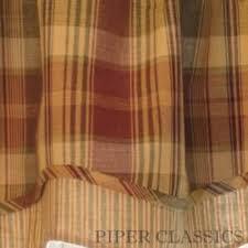 Saffron Curtains Country Layered Curtains Saffron 72 X 16