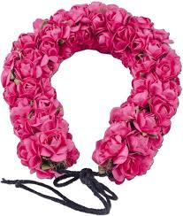 flower decoration for hair majik artificial flowers for bun decoration hair band buy