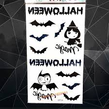 compare prices on halloween tattoos online shopping buy low price