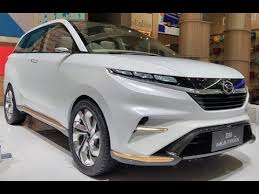 Daihatsu Mpv Daihatsu Dn Multisix Mpv Concept
