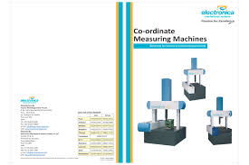 cmm product brochure electronica mechatronic systems i pvt ltd