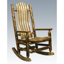 log rocking chair plans inspirations home u0026 interior design