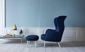 Lounge And Ottoman Ro Lounge Chair And Ottoman Hivemodern