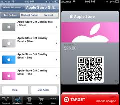 store cards app apple store iphone app updated claims to let you email gift cards