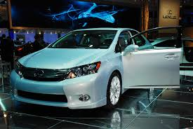 lexus hs hybrid toyota furia concept debuts at 2013 naias