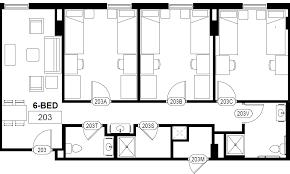 room floor plan room specifications housing residence american