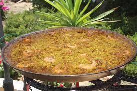 cuisiner une paella recette paella au poisson et aux fruits de mer cuisiner avec bonne