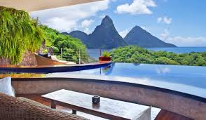 jade mountain romantic luxury st lucia resort