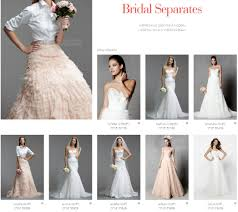 wedding dress separates skirt does anyone of any 2 bridal gowns weddingbee