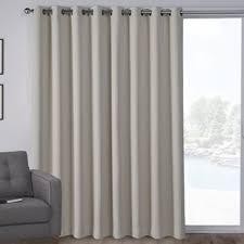 Curtains For Sliding Door Sliding Patio Door Curtains Wayfair