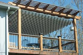 Pergola With Awning by Pergola Photos Pictures Of Pergolas With Retractable Canopies