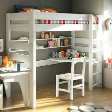 lit sureleve avec bureau lit mezzanine 1 place bureau integre lit lithium chloride