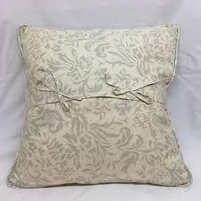 home design down pillow nautica pink sands quilt toss throw accent down pillow w sham euc