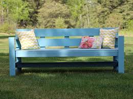 Outdoor Wooden Bench Plans To Build by 429 Best Outdoor Furniture Tutorials Images On Pinterest Outdoor