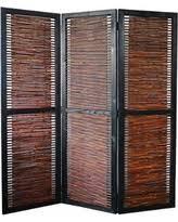 exclusive bamboo room dividers u0026 screens fall deals