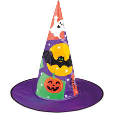 Kids Halloween Cake Kids Halloween Shapes Witch Hat Fancy Dress And Party