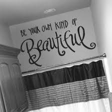 i did this in a pre teen girls bathroom love it u0027s something