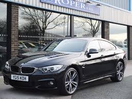 bmw m sport coupe used bmw 4 series gran coupe 420d xdrive m sport auto m sport