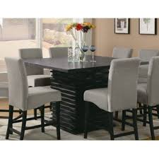 How Tall Are Kitchen Tables by Modern Counter Height Dining Kitchen Tables Allmodern