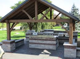 outdoor kitchens utopian landscapes llc harrisburg