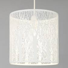 buy john lewis devon easy to fit ceiling shade small john lewis