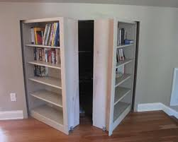 Building A Hidden Bookcase Door 15 Secret Doors Disguised As Bookshelves That You Can Add To Your