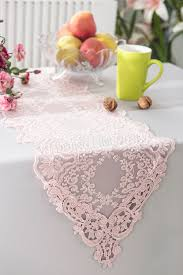 lace table runners wholesale lace table runners blush pink embroidered wedding embroidered table