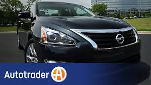 2013 brown nissan altima 2013 nissan altima sedan first drive review autotrader youtube