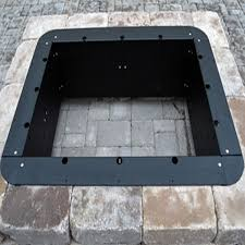 Fire Pit Liner by Firebuggz Plug N Play 24