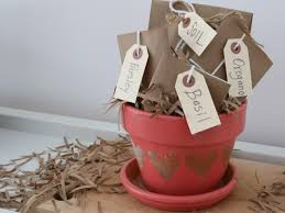diy herb garden kit for valentine u0027s day diy network blog made