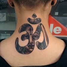Tattoo On Neck Ideas 45 Back Of The Neck Tattoo Designs U0026 Meanings Way To The Mind 2017