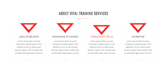 view the course vital training services