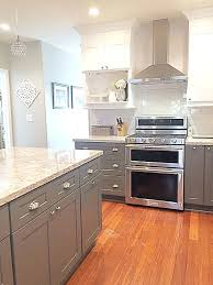 Grey Washed Cabinets White And Gray Kitchen U2013 Subscribed Me