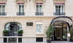 hotel vernet paris france design hotels