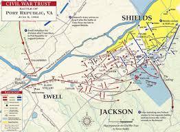 Tyler State Park Map by The Battle Of Port Republic Civil War Trust