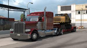 peterbilt 389 interior lights peterbilt 389 interior exterior rework v1 0 mod american truck