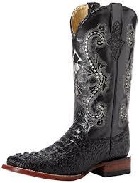 s boots amazon amazon com ferrini s print crocodile s toe boot