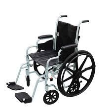 poly fly lightweight travel wheelchair transport chair combo