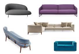 Sofa Modern Design Modern Design Sofas 14 Models Fit For Any Home Decor Italia