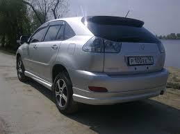 harrier lexus 2007 toyota harrier 2007 бензиновый 280л с расход 9 15л 100км автомат