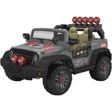 electric 4x4 avengers 12 volt 4x4 electric battery powered ride on walmart com