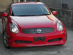 nissan skyline v35 headlights qld rare red 6spd manual premium nissan skyline 350gt v35 for