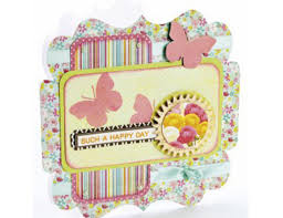 how to make a beautiful butterfly card