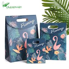 where to buy wedding supplies aliexpress buy wedding supplies 5 pcs small flamingo candy bag