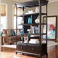 Living Room Divider by Open Bookcase Room Divider Arlene Designs